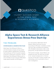 Alpha Space